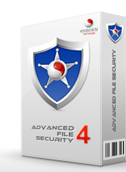 Advanced File Security Basic picture or screenshot