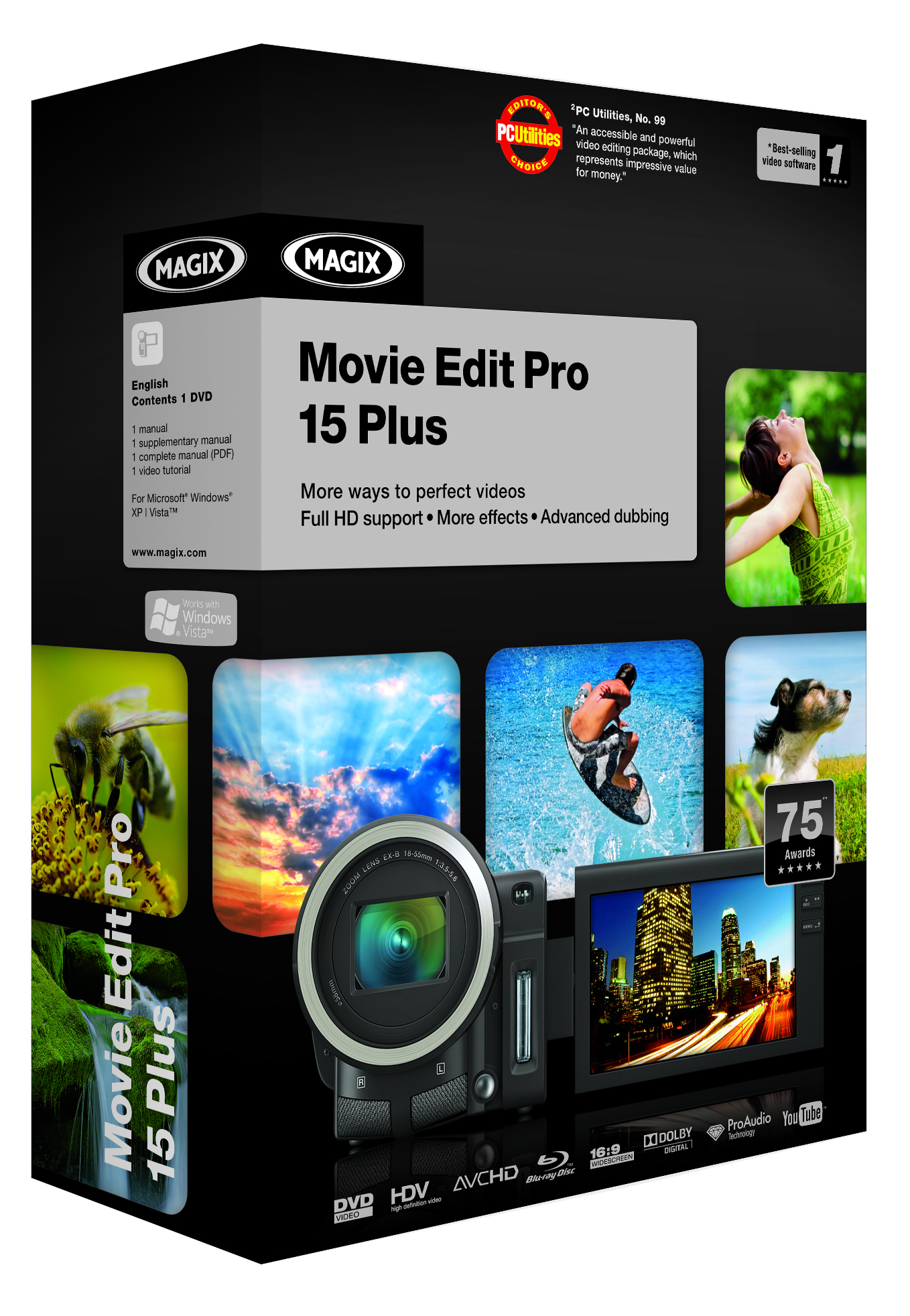 Magix Movie Edit Pro picture or screenshot