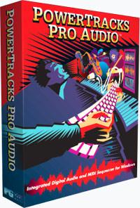 PowerTracks Pro Audio picture or screenshot
