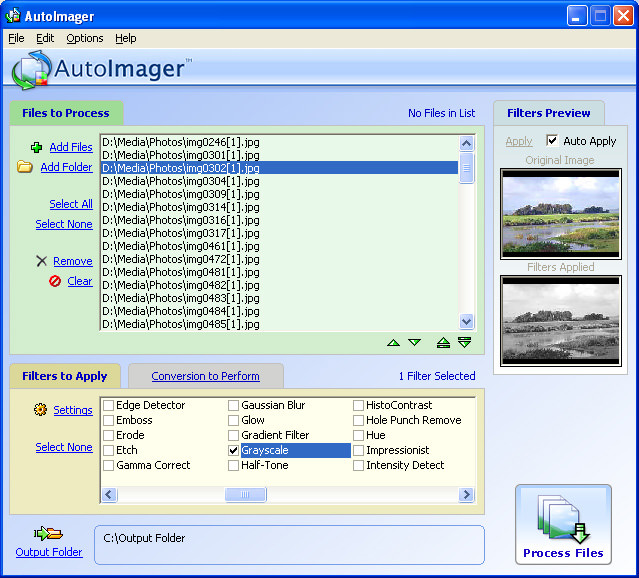 AutoImager picture or screenshot