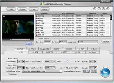 Alldj Video Converter picture