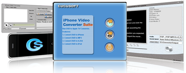 DVD to iPhone Converter picture