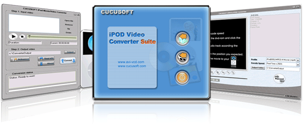 DVD to iPod Converter picture
