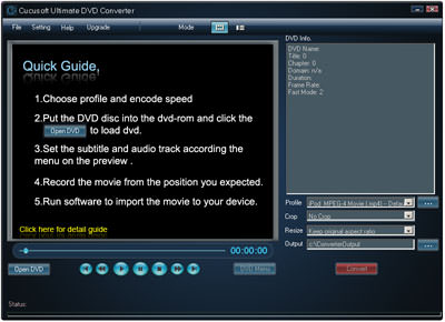 Ultimate DVD Converter picture