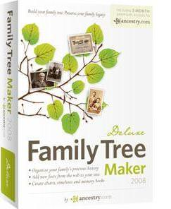 Family Tree Maker picture