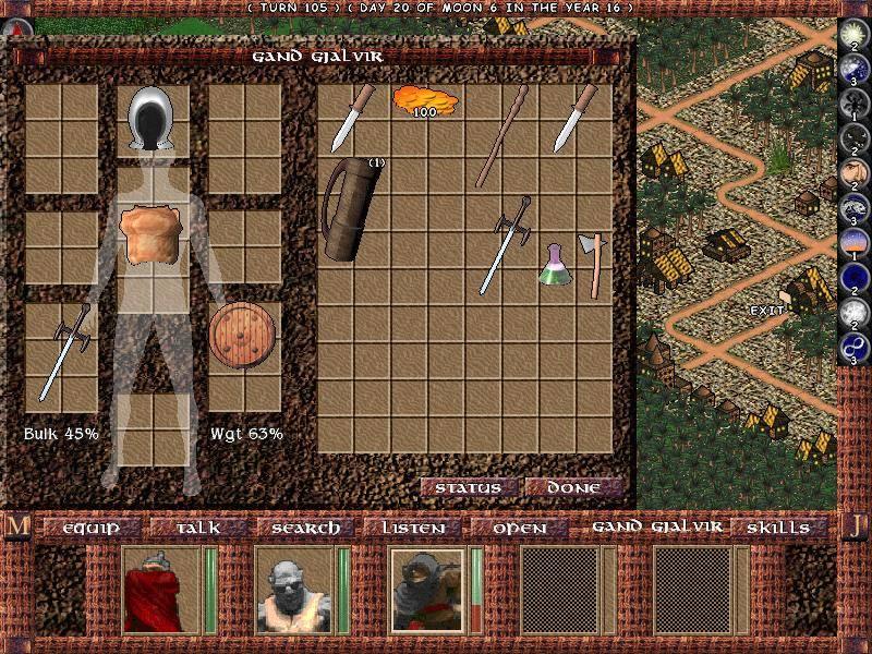RuneSword 2 picture or screenshot