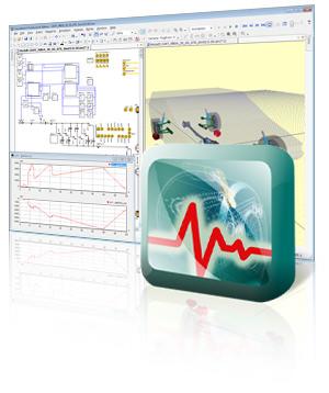 SimulationX picture or screenshot