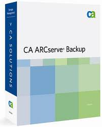 CA ARCserve Backup picture or screenshot