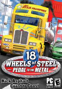 18 Wheels of Steel: Pedal to the Metal picture