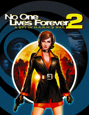No One Lives Forever 2 picture or screenshot