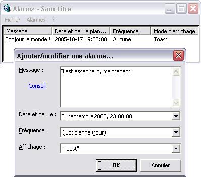 Alarmz picture or screenshot