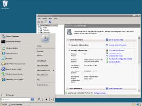 Windows Server picture or screenshot