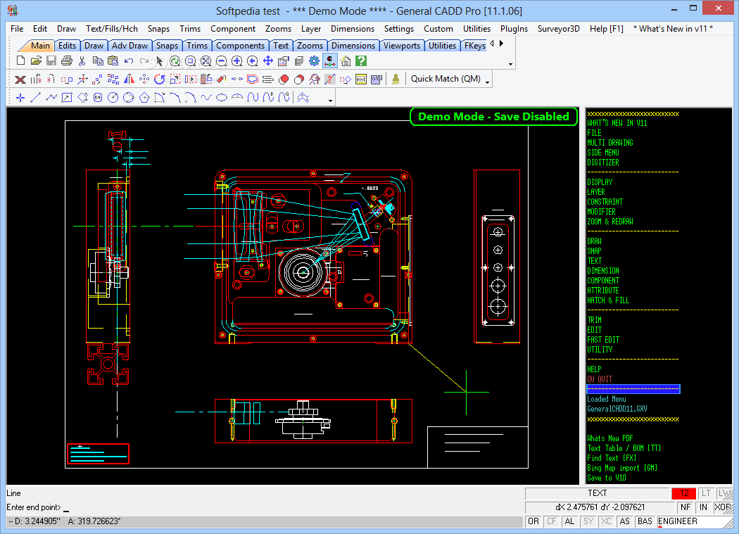 General CADD Pro picture or screenshot