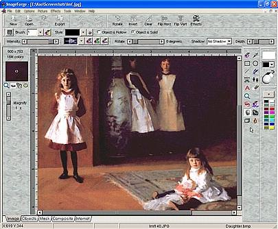 ImageForge Pro picture or screenshot