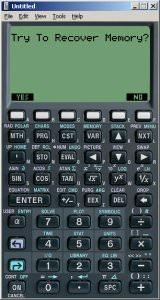 Emu48 picture or screenshot