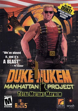 Duke Nukem: Manhattan Project picture