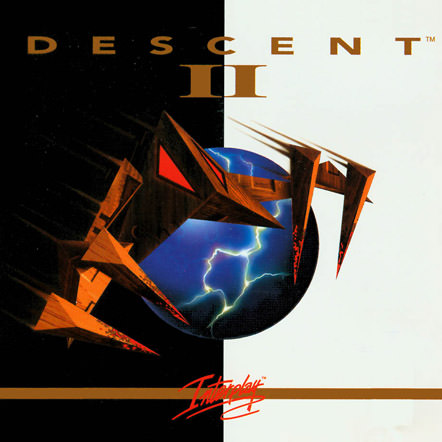 Descent 2 file extensions