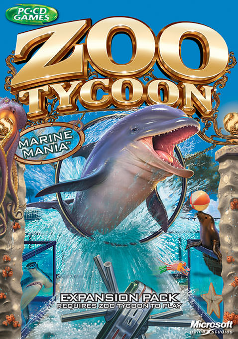 Zoo Tycoon Marine Mania picture or screenshot