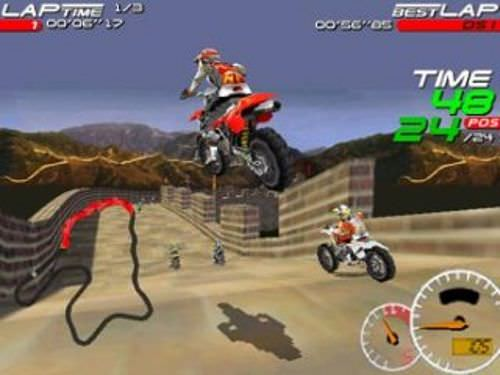 Moto Racer picture or screenshot