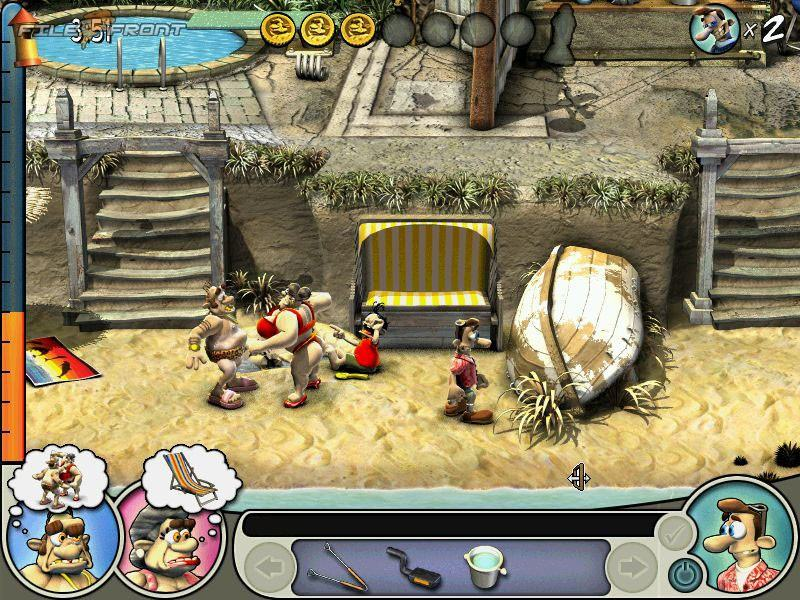 Screens Zimmer 6 angezeig: neighbours from hell 1 free download full game