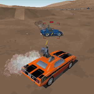 Interstate '76 picture or screenshot