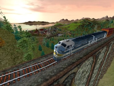 Railroad Tycoon 3 picture or screenshot