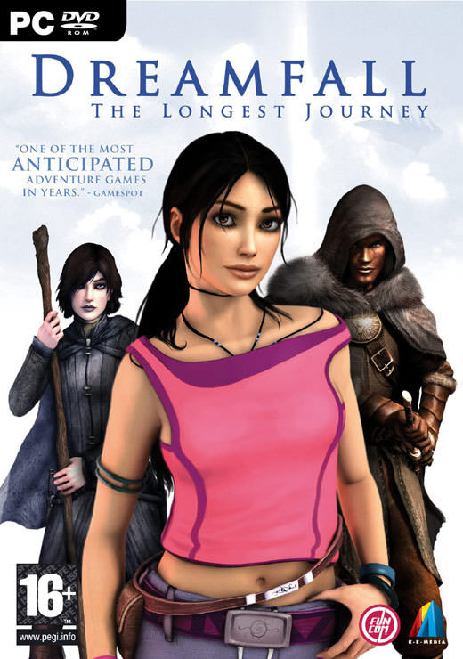 Dreamfall: The Longest Journey picture