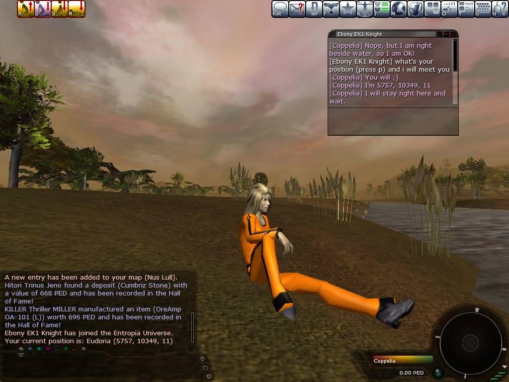 Entropia Universe picture or screenshot