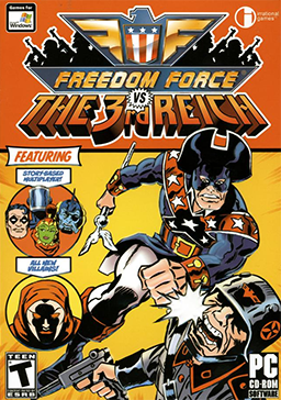 Freedom Force vs The 3rd Reich picture or screenshot