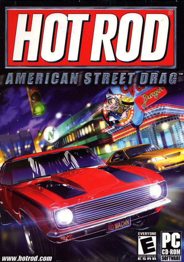Hot Rod American Street Drag picture