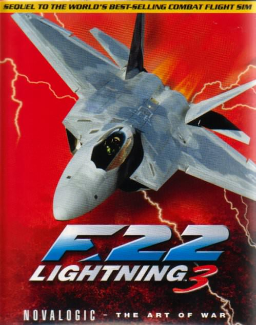 F-22 Lightning 3 picture or screenshot