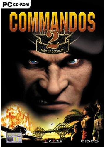 Commandos 2: Men of Courage file extensions