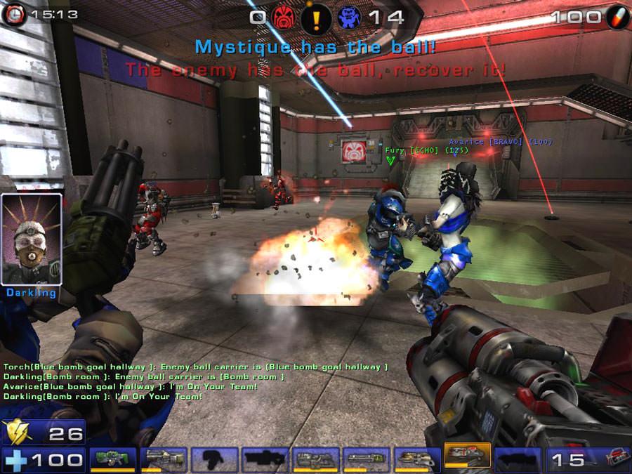 Análisis: Unreal Tournament 2004   Warehouse 33