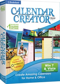 Calendar Creator picture or screenshot