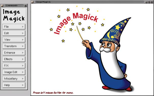 ImageMagick picture or screenshot