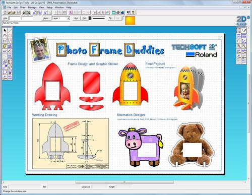 File Extension DTD 2D Design