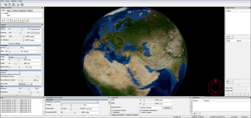 Lenné3D picture or screenshot