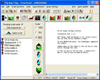 ScriptMaker picture or screenshot
