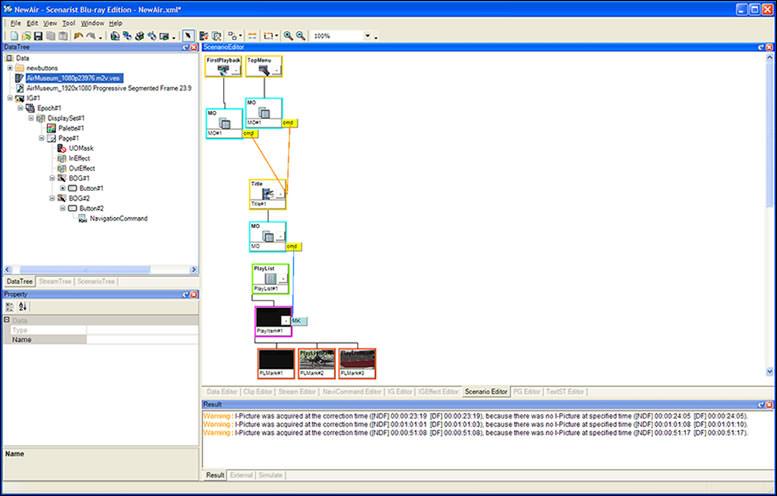 Scenarist picture or screenshot