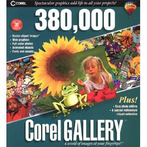 Corel Gallery picture