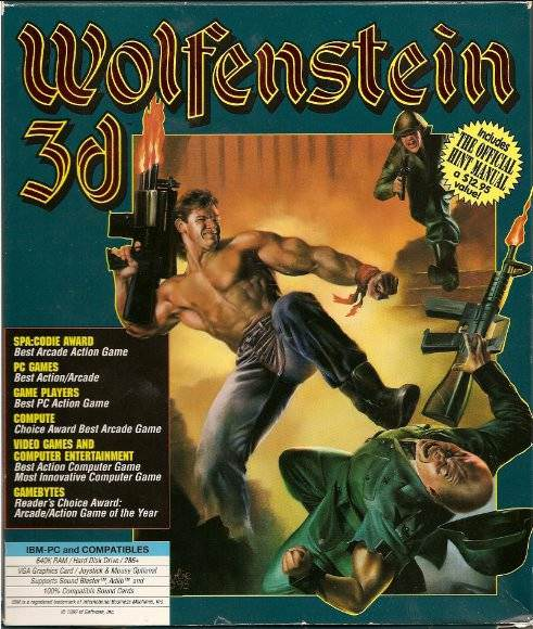 Wolfenstein 3D picture