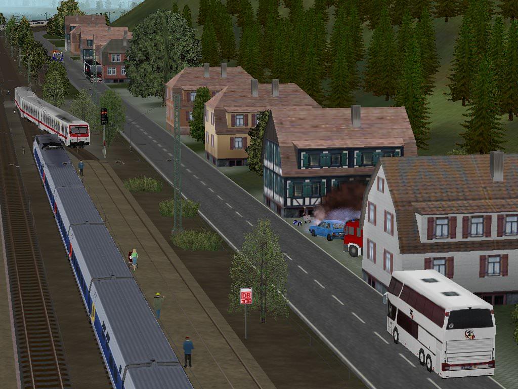 Train Model Simulator picture or screenshot
