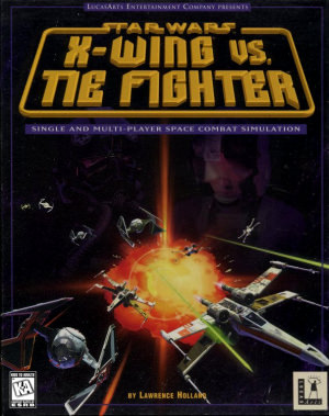 X-Wing vs. TIE Fighter picture or screenshot