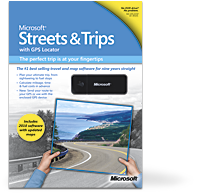 Microsoft Streets & Trips picture or screenshot