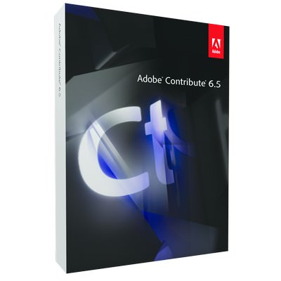 Adobe Contribute picture