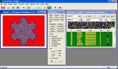 Fractal Lab picture or screenshot