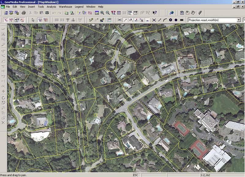 GeoMedia picture or screenshot