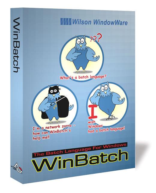 WinBatch picture or screenshot