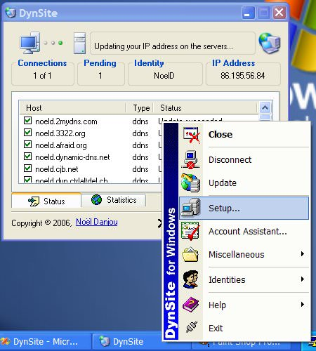 DynSite picture or screenshot