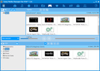 Media Manager for PSP picture or screenshot